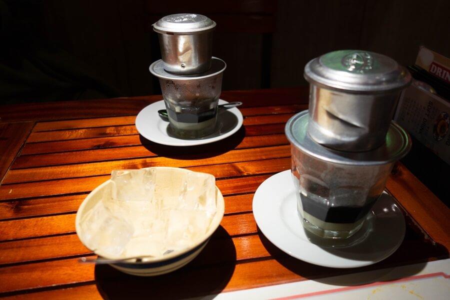 ノンラー本町店ベトナムコーヒー